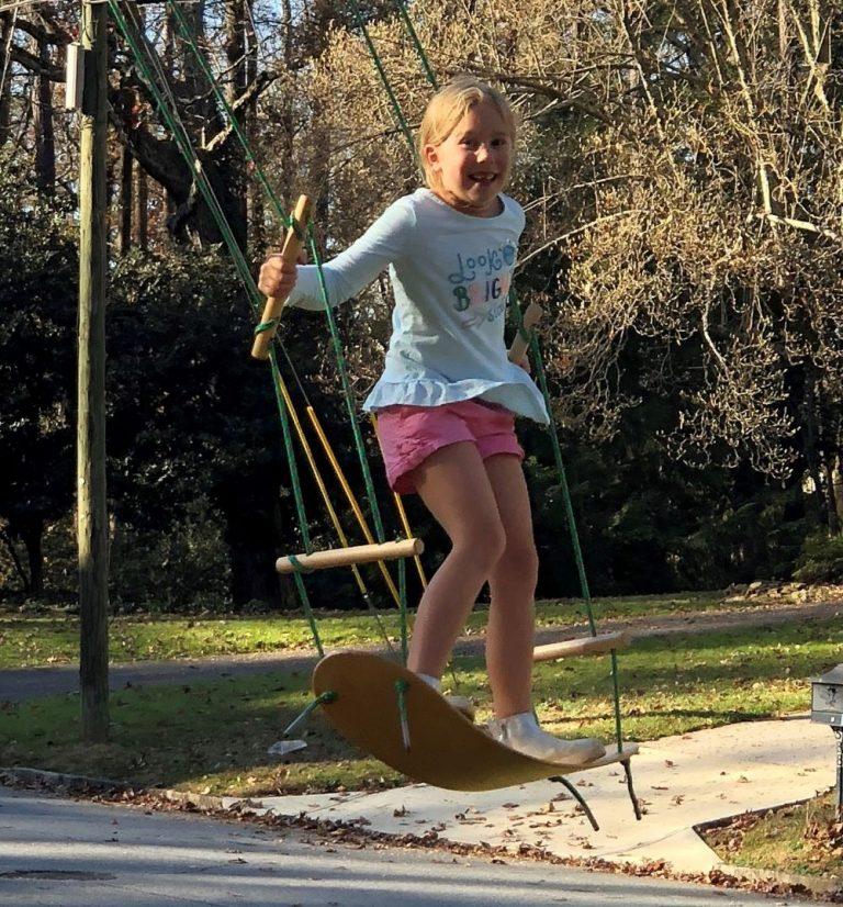 Elementary Toys Swurfer Surf Swing