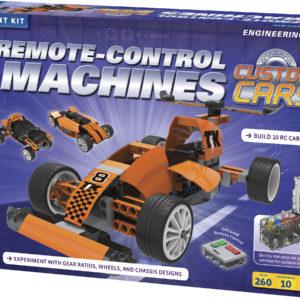 Remote-Control Machines: Custom Cars