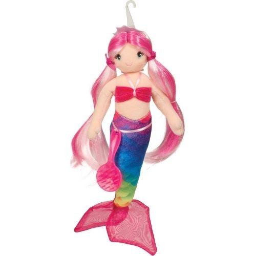 Arissa Rainbow Mermaid Plush