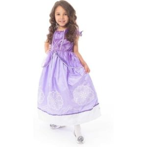 Purple Amulet Princess - Medium