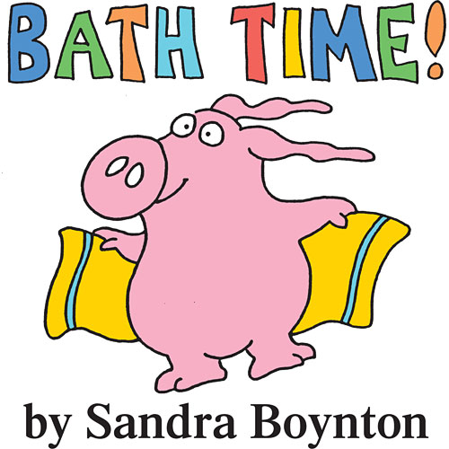 Boynton: Bath Time! - Paperback
