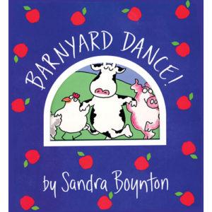 Boynton: Barnyard Dance! - Paperback