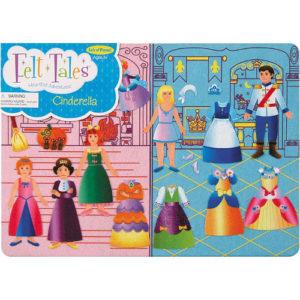 Cinderella Felt Tales