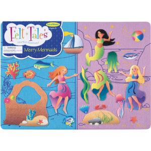Merry Mermaids Felt Tales