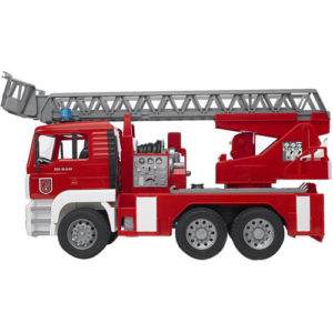 MAN Fire engine with ladder, water pump and Light & Sound Module