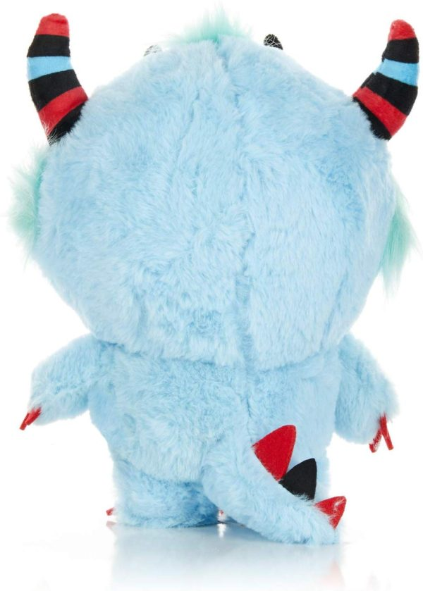 Snuggle Monster Hide & Seek Bedtime - Blue Monster
