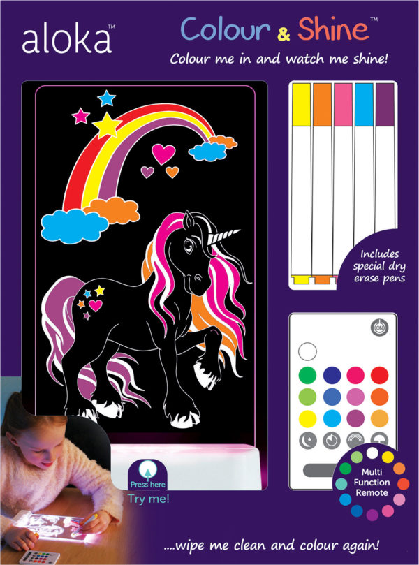Magic Unicorn Color & Shine