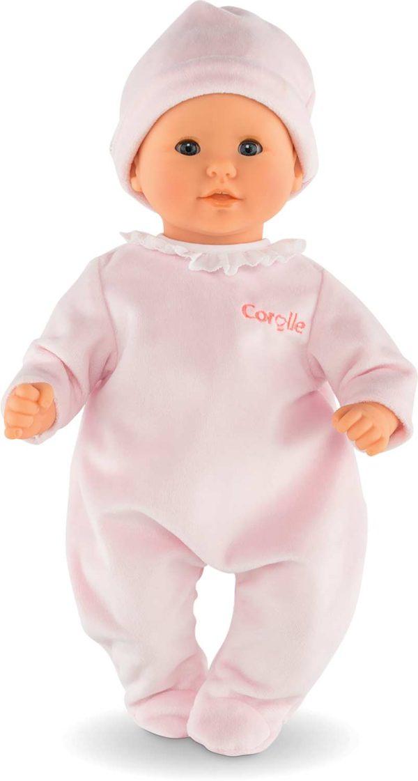 "Mon Premier Pink Pajamas (12"")"