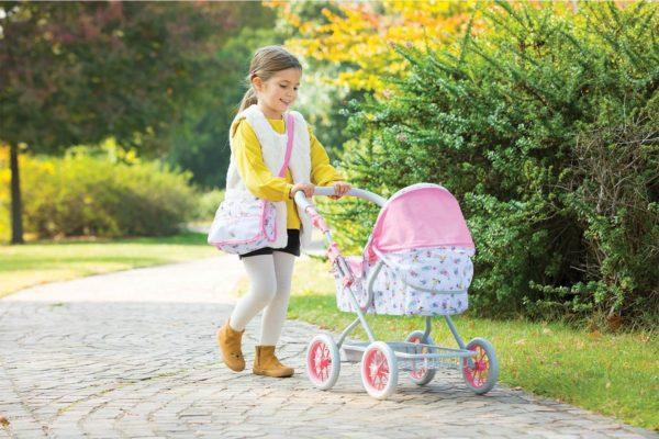 Doll Carriage & Nursery Bag