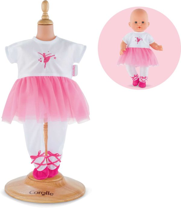 "Ballerina Fuschia Set (14"")"