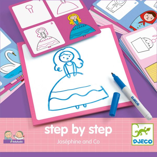 Step by Step Josephine and Co