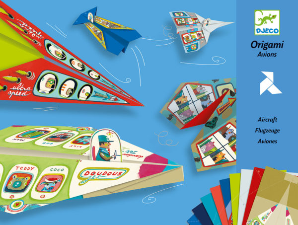 Petit Gifts - Origami Planes