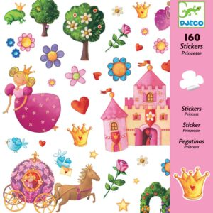 Petit Gifts - Stickers Princess Marguerite