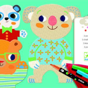 Lpa Coloring Chalkboard Cuties