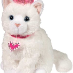 Duchess White Cat