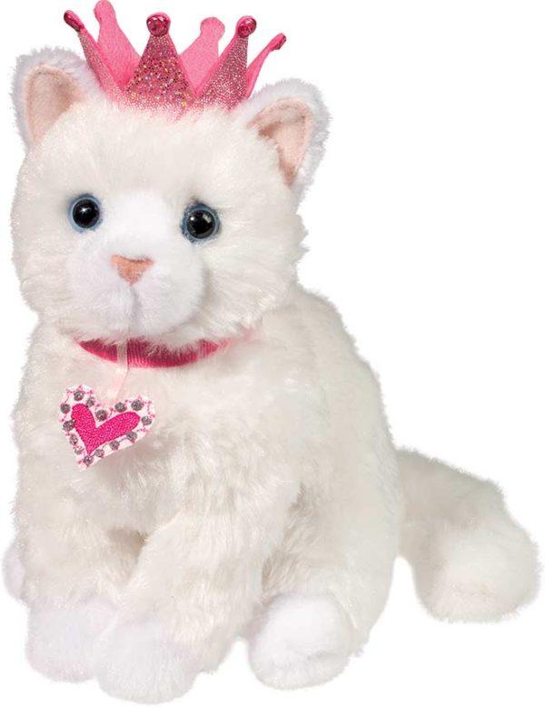 Duchess White Cat