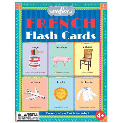 French Flash Cards (2ED)