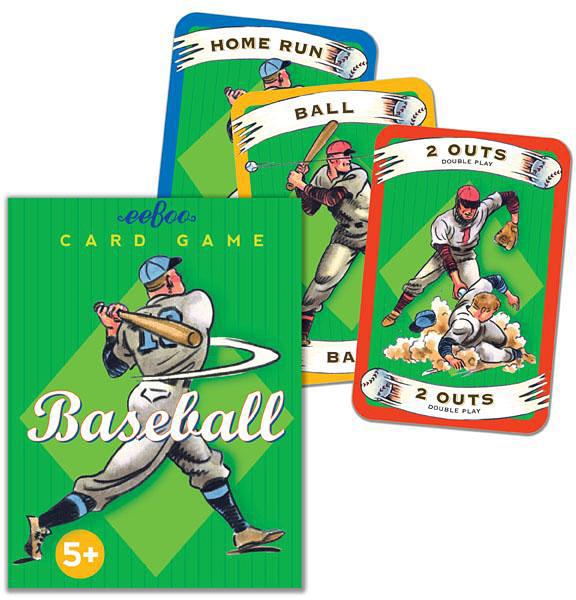 Baseball Playing Cards