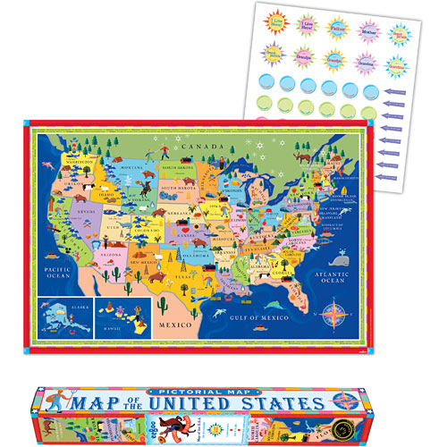 This Land Is Your Land United States Map