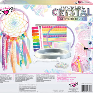 Grow Your Own Crystal Dream Catcher Kit