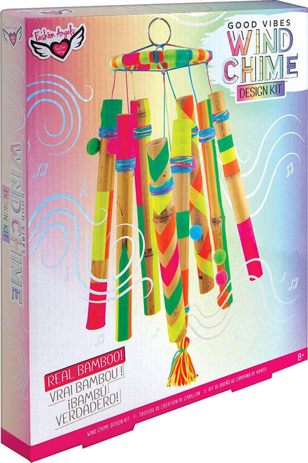 Good Vibes Wind Chime Design Kit