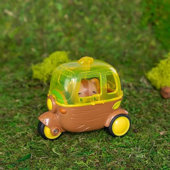 Timber Tots Mini Car