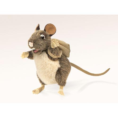 Rat, Pack Hand Puppet