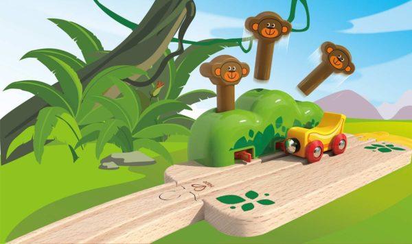 Monkey Pop-Up Track