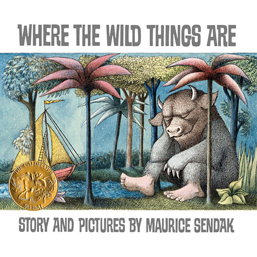 Where the Wild Things Are 50th Anniversary Edition