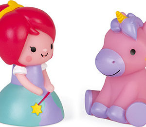 Squirter Princess & Luminous Unicorn