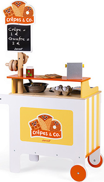 Crepes & Co Waffle House