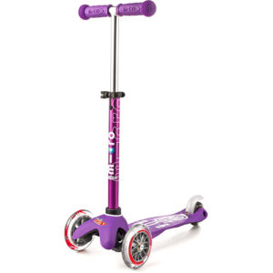 Micro Mini Deluxe Purple Scooter