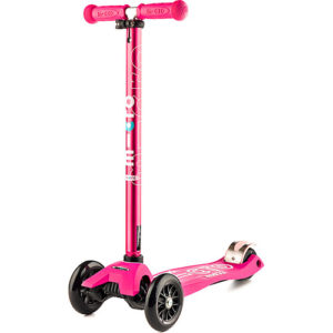 Micro Maxi Deluxe Pink Scooter
