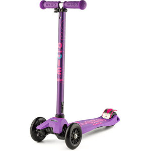 Micro Maxi Deluxe Purple Scooter