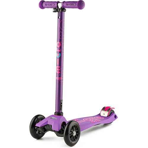 Micro Maxi Deluxe Purple Scooter