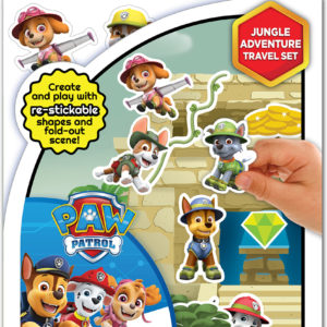 Colorforms Paw Patrol Travel Set