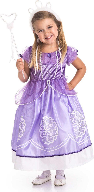 Purple Amulet Princess - Medium