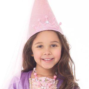 Princess Cone Hat Pink