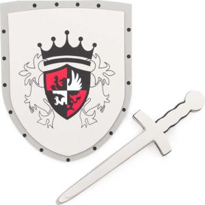 Sword & Shield Set Red