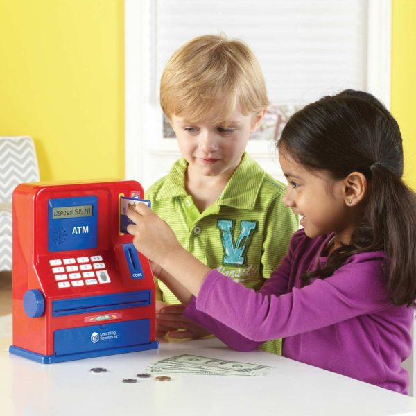 Pretend and Play Teaching ATM Bank