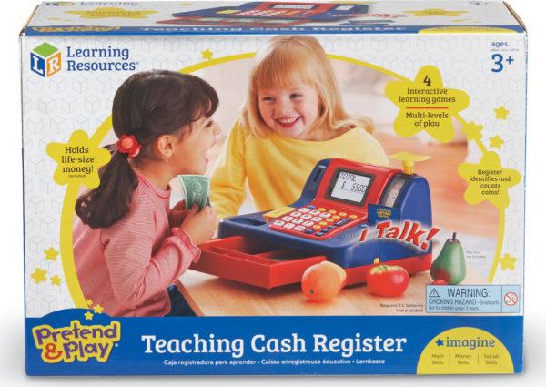 Pretend & Play Teaching Cash Register