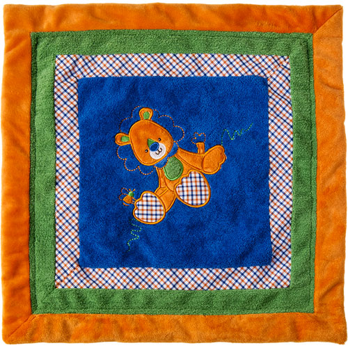 "Levi Lion Cozy Blanket - 16"" x 16"""
