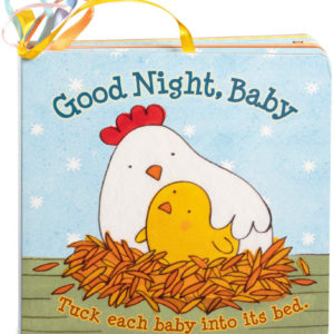 Good Night, Baby Board Book