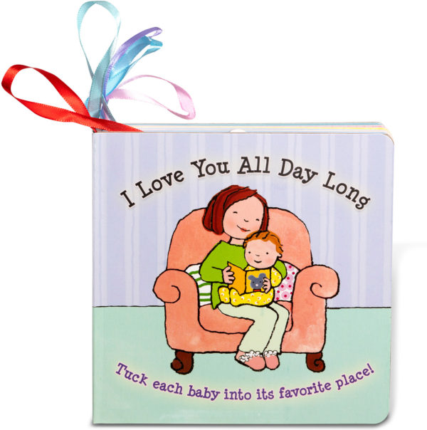 I Love You All Day Long Board Book