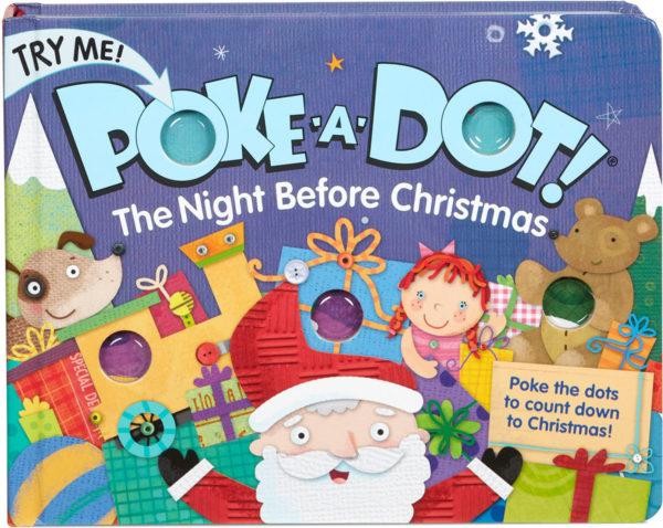 Poke-a-Dot - The Night Before Christmas Board Book