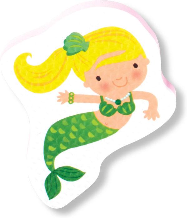 Tub Stickables - Mermaids Soft Shapes Bath Toy