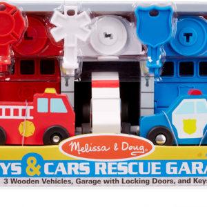 Keys & Cars Rescue Garage
