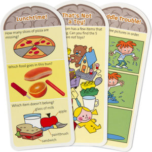 Smarty Pants - Preschool Card Set
