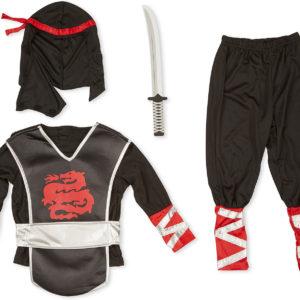 Ninja Role Play Costume Set