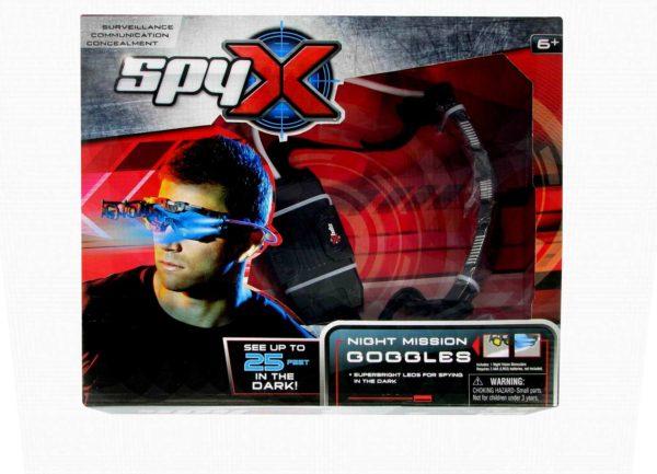 Night Mission Goggles 10 x 12 box